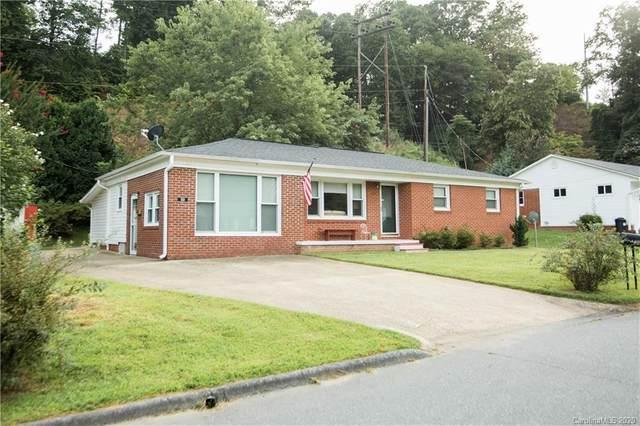 33 W Glenview Street, Marion, NC 28752 (#3655534) :: Keller Williams Professionals