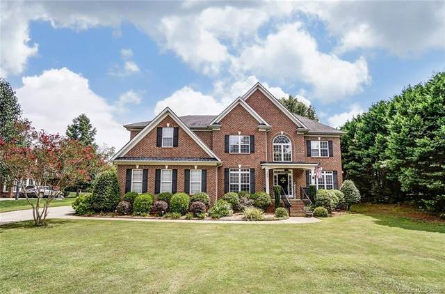 1200 Weddington Hills Drive, Matthews, NC 28104 (#3655687) :: Carver Pressley, REALTORS®