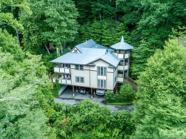 257 Summer Haven Road 24 & PT 23 PB7/, Swannanoa, NC 28778 (#3655696) :: Mossy Oak Properties Land and Luxury
