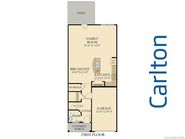 5252 Spanish Ivy Lane #134, Indian Land, SC 29707 (#3655700) :: Johnson Property Group - Keller Williams