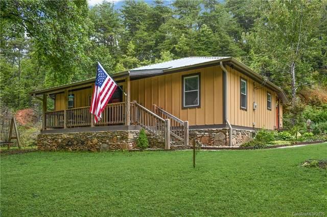 90 Bulo Carver Road, Old Fort, NC 28762 (#3655716) :: Stephen Cooley Real Estate Group