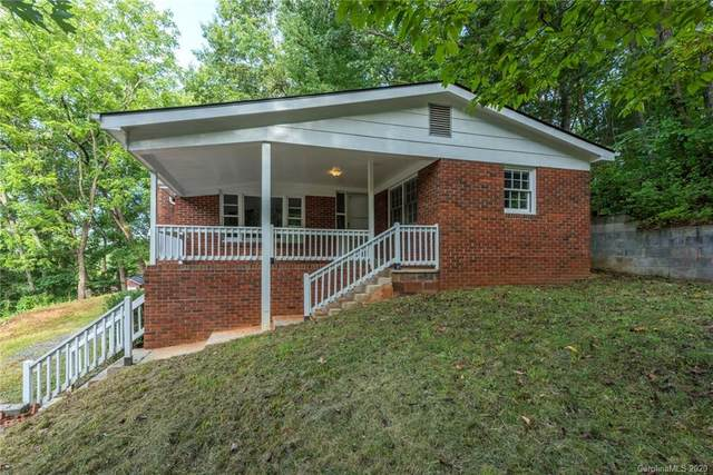 64 Wellington Drive Tract 1 & 2, Asheville, NC 28804 (#3655725) :: Carlyle Properties