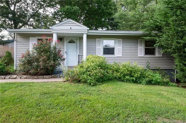4 Lancelot Lane, Asheville, NC 28806 (#3655751) :: High Performance Real Estate Advisors