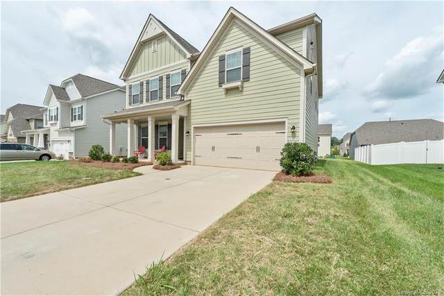 1035 Slew O Gold Lane, Indian Trail, NC 28079 (#3655767) :: Rinehart Realty