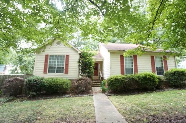 100 Van Buren Place, Huntersville, NC 28078 (#3655781) :: Rinehart Realty