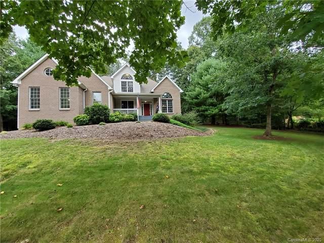 102 Arrowood Lane, Hendersonville, NC 28791 (#3655837) :: Rinehart Realty