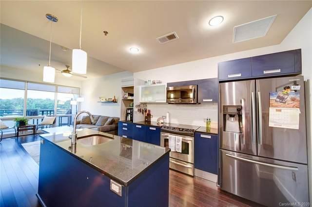 1133 Metropolitan Avenue #605, Charlotte, NC 28204 (#3655885) :: DK Professionals Realty Lake Lure Inc.