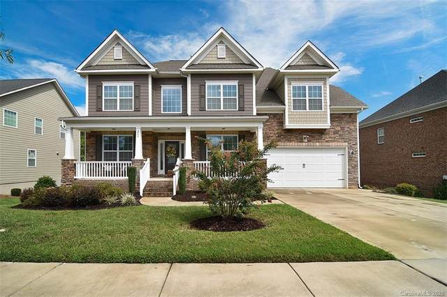 208 Golden View Drive, Waxhaw, NC 28173 (#3655946) :: Rinehart Realty
