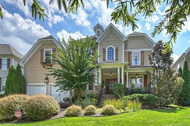 213 Three Greens Drive, Huntersville, NC 28078 (#3655952) :: Rinehart Realty