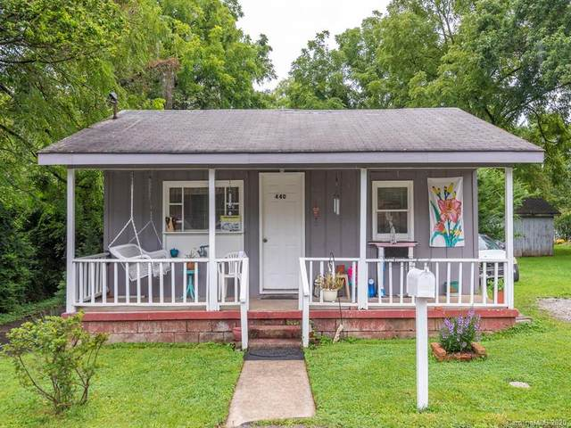 440 & 442 Georgia Avenue, Waynesville, NC 28786 (#3656004) :: Stephen Cooley Real Estate Group