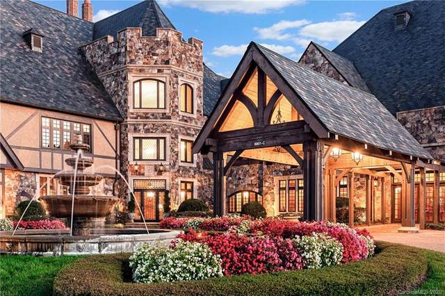 8806 Thornbury Place #54, Waxhaw, NC 28173 (#3656078) :: Johnson Property Group - Keller Williams