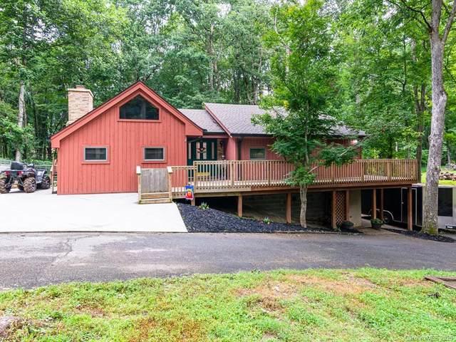 24 Bran Rick Lane, Arden, NC 28704 (#3656126) :: High Performance Real Estate Advisors