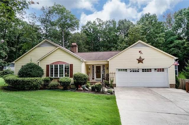 245 Pokeberry Trail, Concord, NC 28027 (#3656232) :: Rinehart Realty