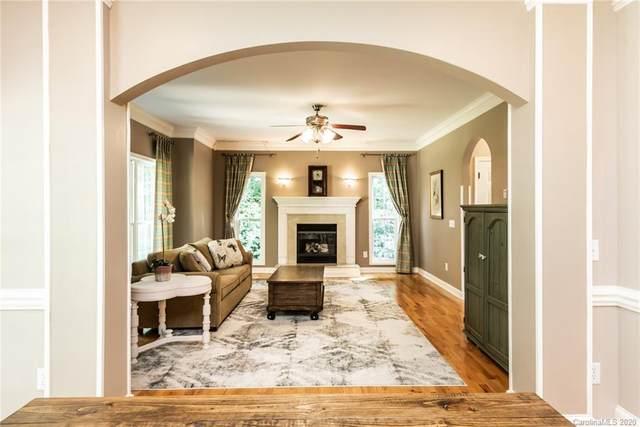 5780 Crown Terrace, Hickory, NC 28601 (#3656236) :: Exit Realty Vistas