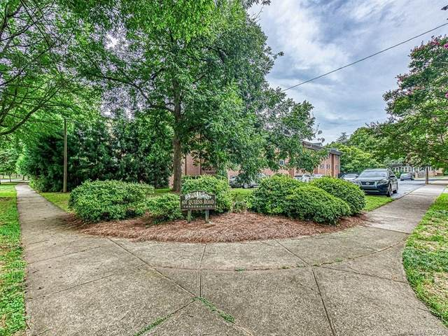 400 Queens Road, Charlotte, NC 28207 (#3656343) :: Johnson Property Group - Keller Williams