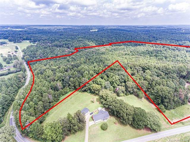 69ac Hicks Creek Road, Troutman, NC 28166 (#3656353) :: LePage Johnson Realty Group, LLC