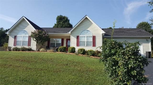 37 Worthington Lane, Weaverville, NC 28787 (#3656420) :: Rinehart Realty