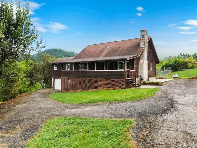 37 Sawyer Ridge Road, Clyde, NC 28721 (#3656448) :: High Performance Real Estate Advisors