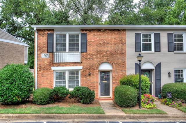 4605 Hedgemore Drive A, Charlotte, NC 28209 (#3656480) :: Johnson Property Group - Keller Williams
