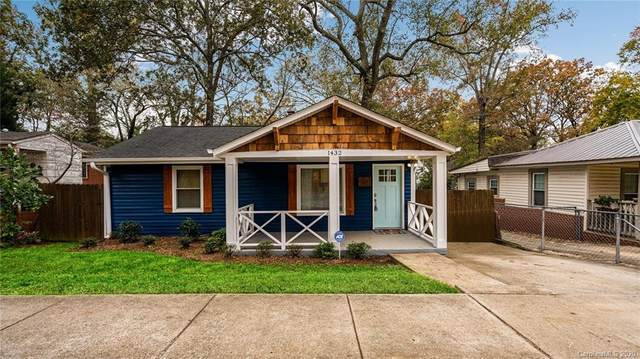 1432 Downs Avenue, Charlotte, NC 28205 (#3656521) :: Rinehart Realty