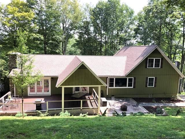 671 Trillium Lane, Mars Hill, NC 28754 (#3656590) :: Stephen Cooley Real Estate Group