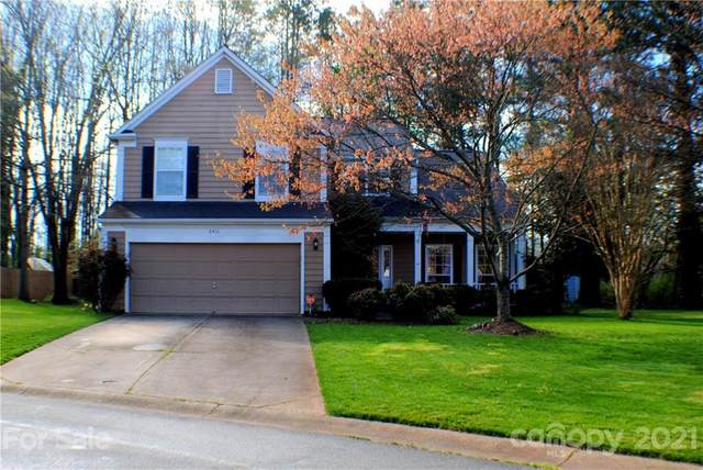 8411 Red Cypress Court, Charlotte, NC 28216 (#3656746) :: Stephen Cooley Real Estate Group
