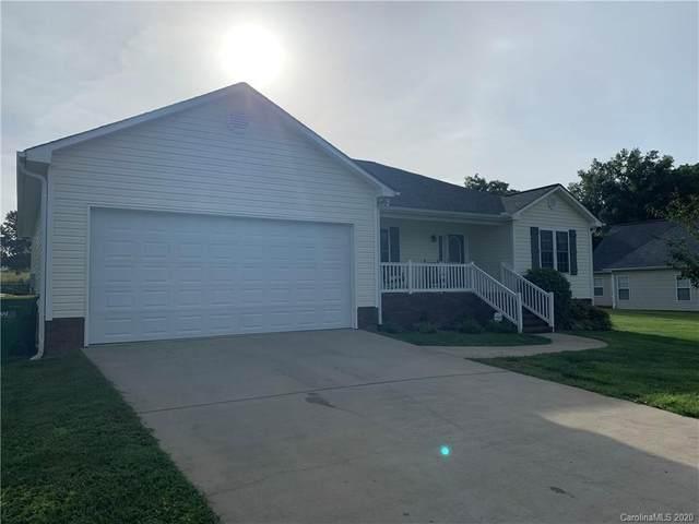 1955 Redwood Drive #4, Oakboro, NC 28129 (#3656761) :: Rinehart Realty
