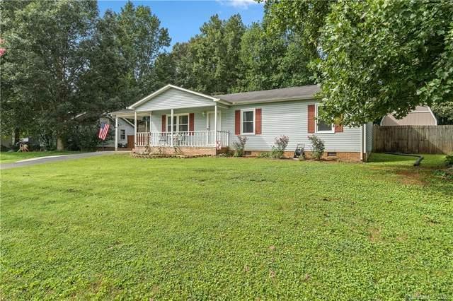 159 Bowman Road, Statesville, NC 28625 (#3656782) :: Rinehart Realty