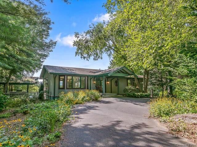 496 Bent River Farm Road, Pisgah Forest, NC 28768 (#3656822) :: LePage Johnson Realty Group, LLC
