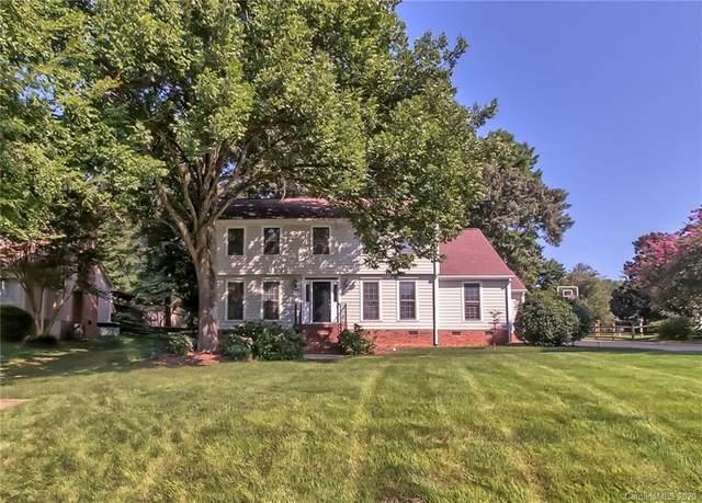 2032 Light Brigade Drive #13, Matthews, NC 28105 (#3657182) :: Carolina Real Estate Experts