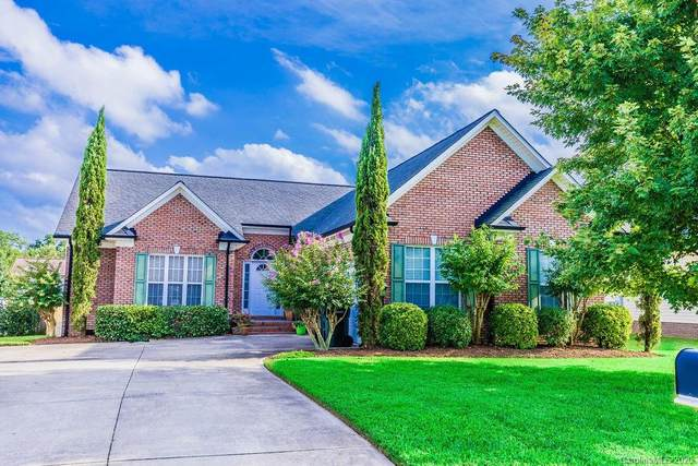 1220 SE Pressley Downs Drive, Concord, NC 28025 (#3657229) :: Johnson Property Group - Keller Williams