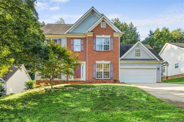 13017 Asheford Woods Lane, Charlotte, NC 28278 (#3657341) :: Rinehart Realty