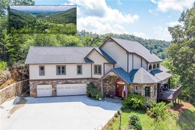 420 Dula Springs Road, Weaverville, NC 28787 (#3657437) :: LePage Johnson Realty Group, LLC