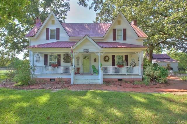 6408 Olive Branch Road, Marshville, NC 28103 (#3657449) :: Stephen Cooley Real Estate Group