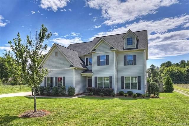 12436 Ramah Church Road, Huntersville, NC 28078 (#3657483) :: Rinehart Realty