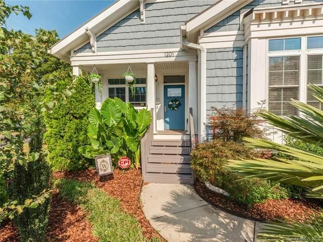 1201 Pegram Street, Charlotte, NC 28205 (#3657488) :: Johnson Property Group - Keller Williams