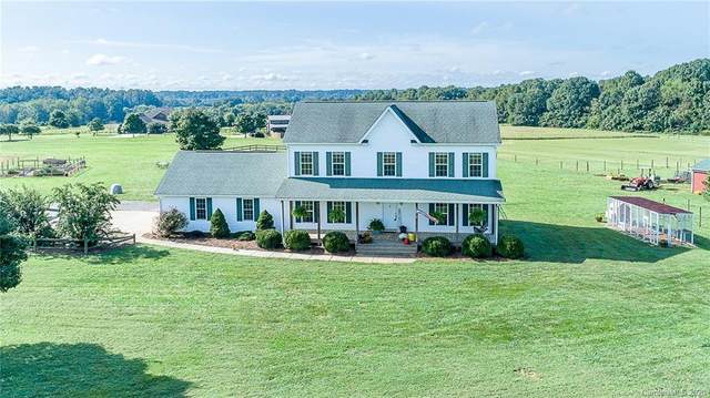 446 Rolling Acres Drive, Mt Ulla, NC 28125 (#3657568) :: Rowena Patton's All-Star Powerhouse