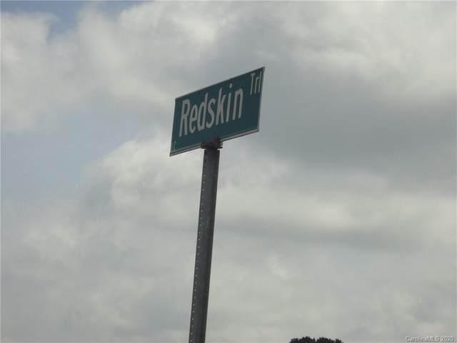 0000 Redskin Trail, Ironton Township, NC 28080 (#3657619) :: Exit Realty Vistas