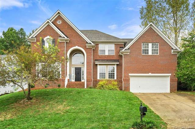 5627 Branthurst Drive, Charlotte, NC 28269 (#3657713) :: High Performance Real Estate Advisors