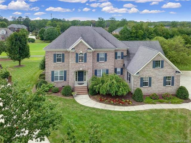 2019 Bunker Court, Matthews, NC 28104 (#3657782) :: High Performance Real Estate Advisors