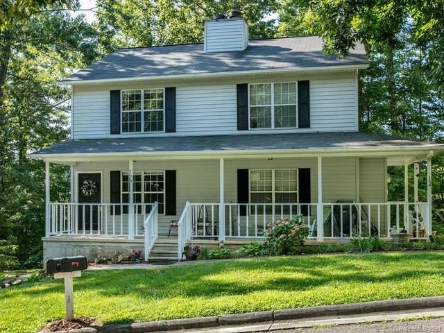 156 Rocking Porch Ridge, Asheville, NC 28805 (#3657784) :: Rinehart Realty