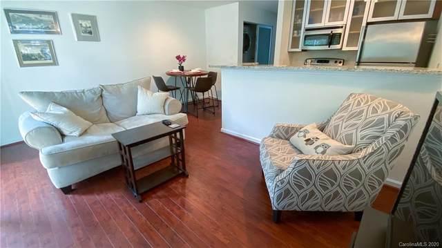 505 N Graham Street 2A, Charlotte, NC 28202 (#3657909) :: Johnson Property Group - Keller Williams
