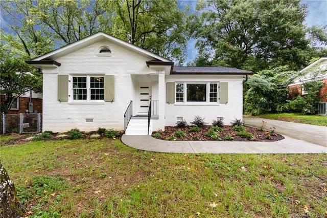 1017 Dudley Drive, Charlotte, NC 28205 (#3657931) :: Johnson Property Group - Keller Williams