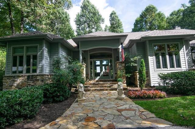 127 Berry Creek Drive, Flat Rock, NC 28731 (#3657936) :: BluAxis Realty