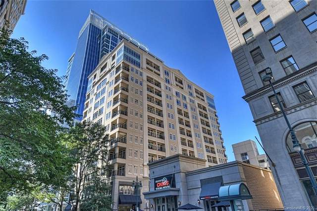 230 S Tryon Street 405/406, Charlotte, NC 28202 (#3657943) :: The Downey Properties Team at NextHome Paramount