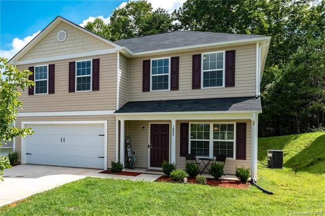 1805 2nd Street Drive SE #68, Hickory, NC 28602 (#3658005) :: IDEAL Realty