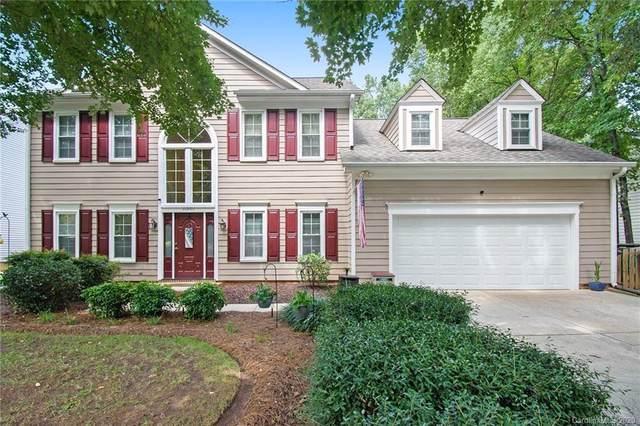11907 Harris Ridge Drive, Charlotte, NC 28269 (#3658008) :: Rinehart Realty
