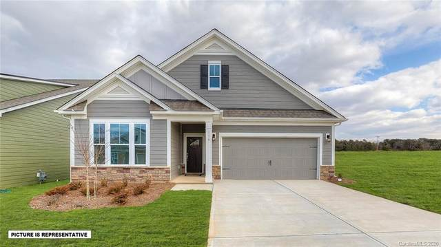171 Hanks Bluff Drive, Mooresville, NC 28117 (#3658142) :: Home and Key Realty