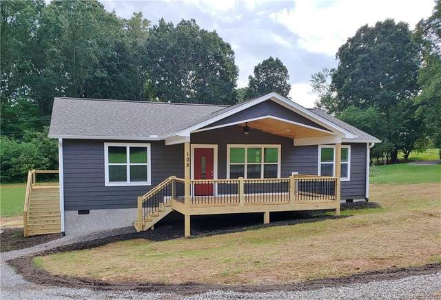 105 Lance View Drive, Asheville, NC 28806 (#3658227) :: Stephen Cooley Real Estate Group