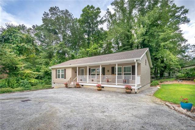 32 Beechwood Lakes Drive #4, Hendersonville, NC 28792 (#3658473) :: The Mitchell Team